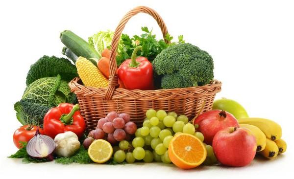 Фрукты с витамином С