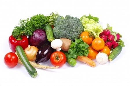 Овощи с витамином Е